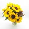 MEMORIA D'ESTATE: bouquet con girasoli