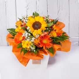 Boquet arancio