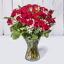 Mazzo Rose rosse