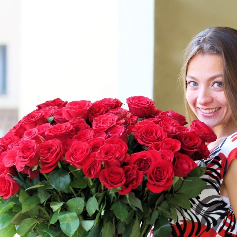 Conosciuto Da 1 a 101 rose, decidi tu quante e di quale colore PW65
