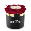 Box Rose Fresche