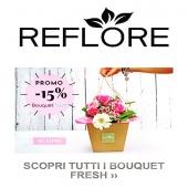 Super PROMO sui nostri esclusivi Bouquet Fresh... -15% per tutto il mese di Giugno! Il bouquet senza bisogno di acqua 🌟🌟link in bio 🌟🌟